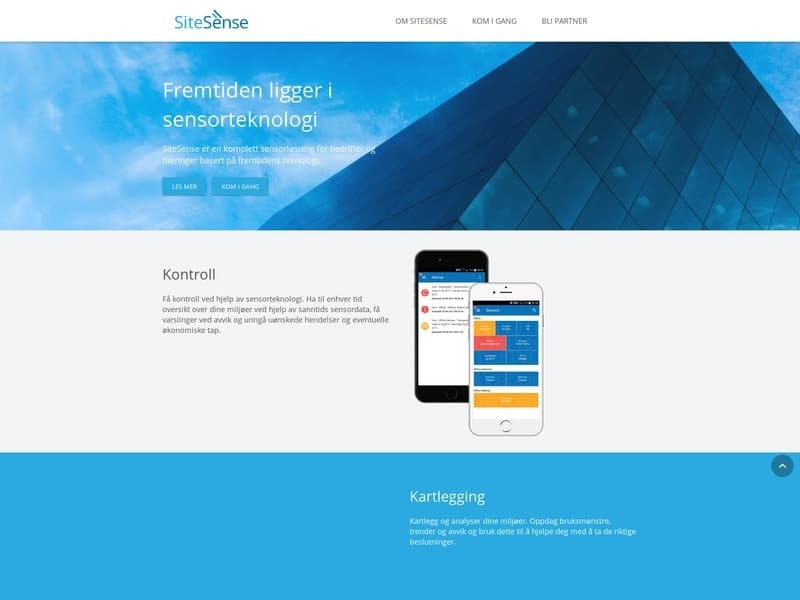 SiteSense.no